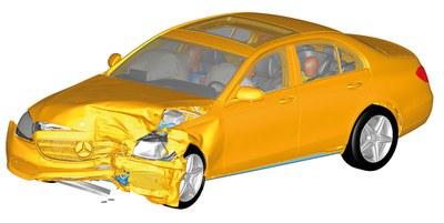 Crashworthiness Simulation with LS-DYNA