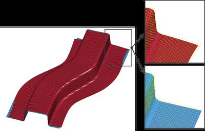 Einführung in die Drapier-Simulation mit LS-DYNA