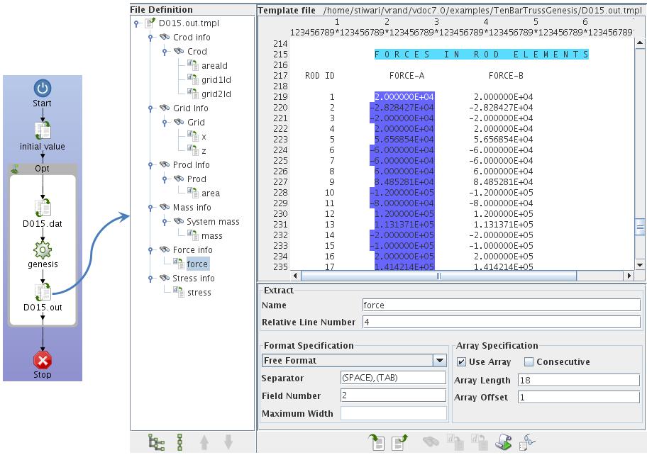 ncl write ascii file