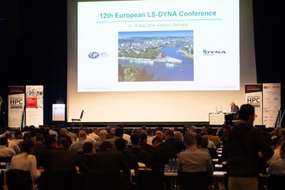 Call for Papers for the 16th German LS-DYNA Forum