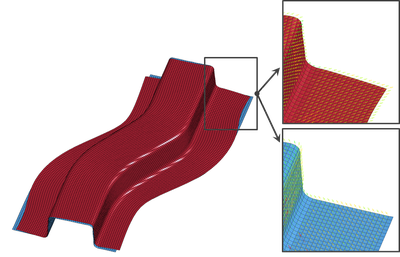 LS-DYNA Compact: Introduction to Draping Simulation with LS-DYNA