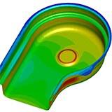 Applied Forming Simulation with eta/DYNAFORM